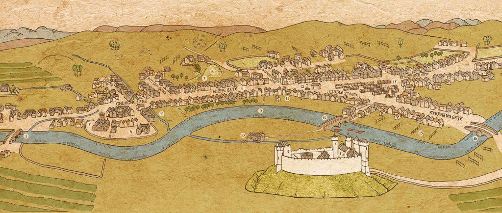 Illustration of Kendal