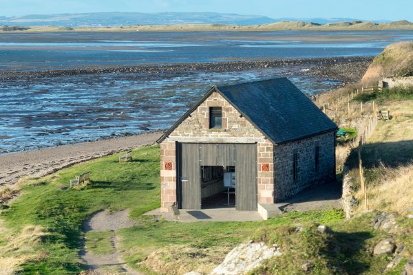 Old Lifeboat House